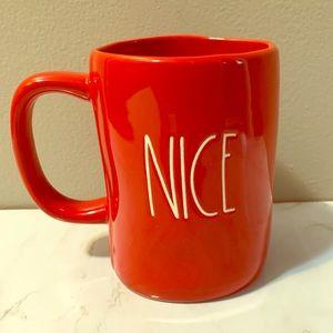 Rae Dunn Naughty/Nice Mug